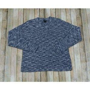 J. Crew Collection Marled Crewneck Sweater H9515